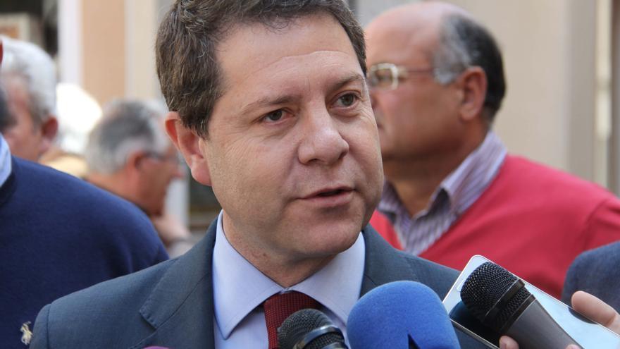 El candidato socialista a la Presidencia de Castilla-La Mancha, Emiliano García-Page / Foto: PSOE