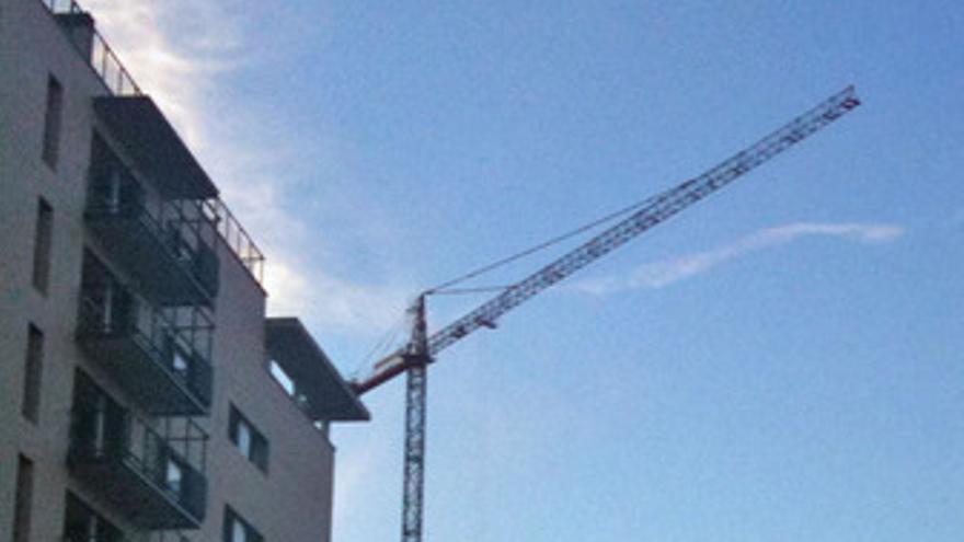 Construcción de nuevas viviendas