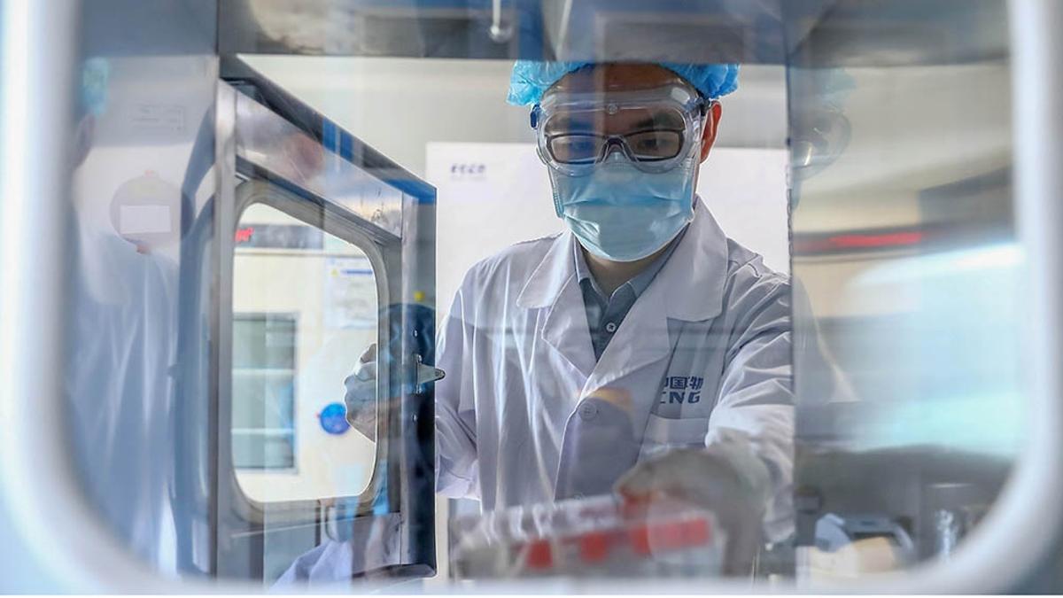 Gobierno ultima detalles para compra de vacuna fabricada en China