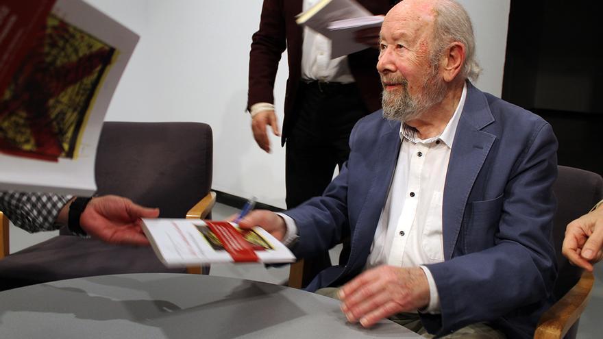 José Manuel Caballero Bonald. / J.M.B.
