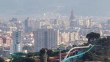 Un 85% de la población de Murcia respiró aire contaminado según un informe de Ecologistas en Acción