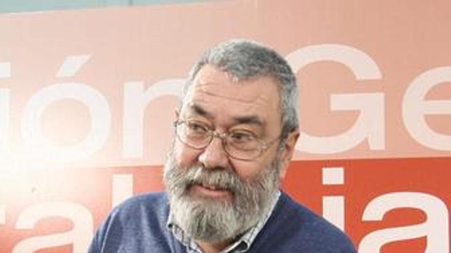 Recurso del secretario general de UGT, Cándido Méndez