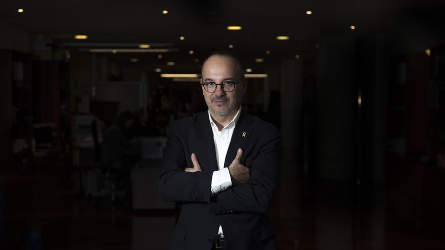 Carles Campuzano, diputado de PDeCAT en el Congreso de los Diputados | Foto: Fernando Sánchez