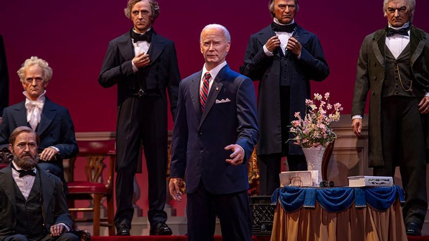 El presidente Joe Biden debutará como atracción de Disney en agosto