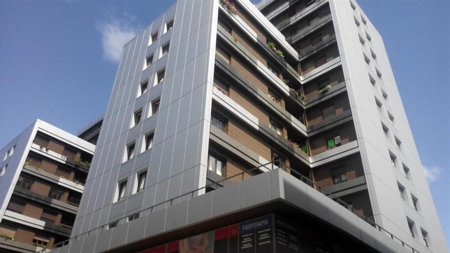 El precio de la vivienda usada en Euskadi cae un 0,5% en noviembre