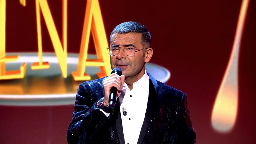 Jorge Javier Vázquez en 'La última cena'