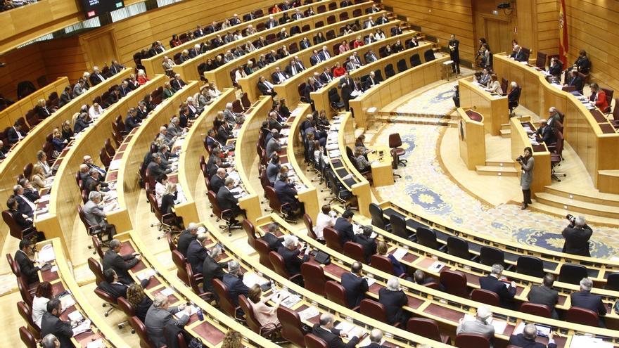 El Senado baraja celebrar cuatro Plenos, el primero ya el día 13,  y constituir parte de sus comisiones de trabajo