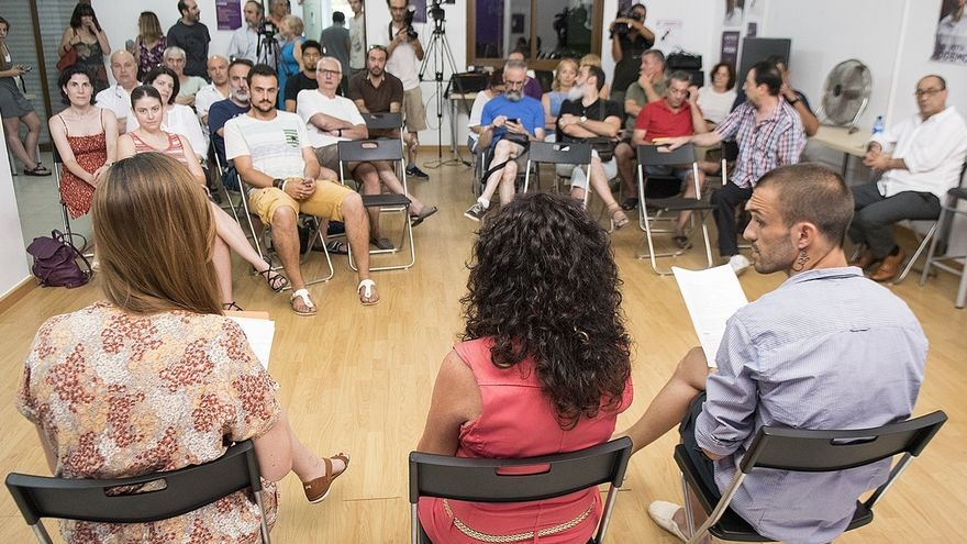 Podemos debate si entrar o no en el Govern Balear en la segunda fase de los 'caucus'