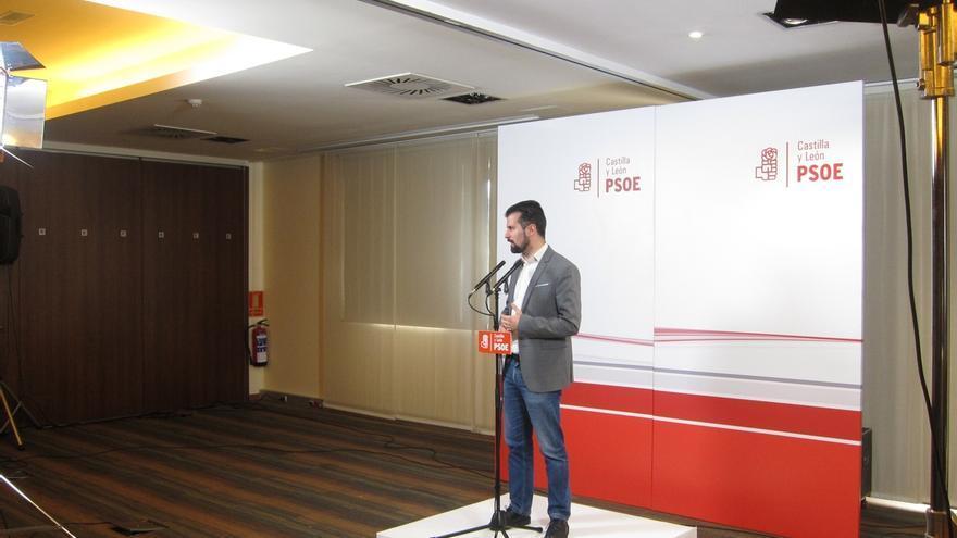 Tudanca no se arrepiente de la posición que ha mantenido este año porque era lo mejor para el PSOE y para el país