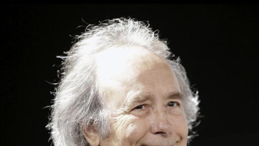 """Joan Manuel Serrat, """"ni amo ni rehén"""" de 50 años de sus canciones"""