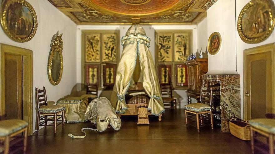 La casa de muñecas en la que se inspiró Jessie Burton