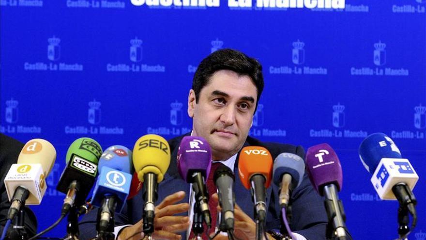 """Echániz ve """"lógico"""" que los alcaldes del PP se quejen por el cierre de las urgencias"""