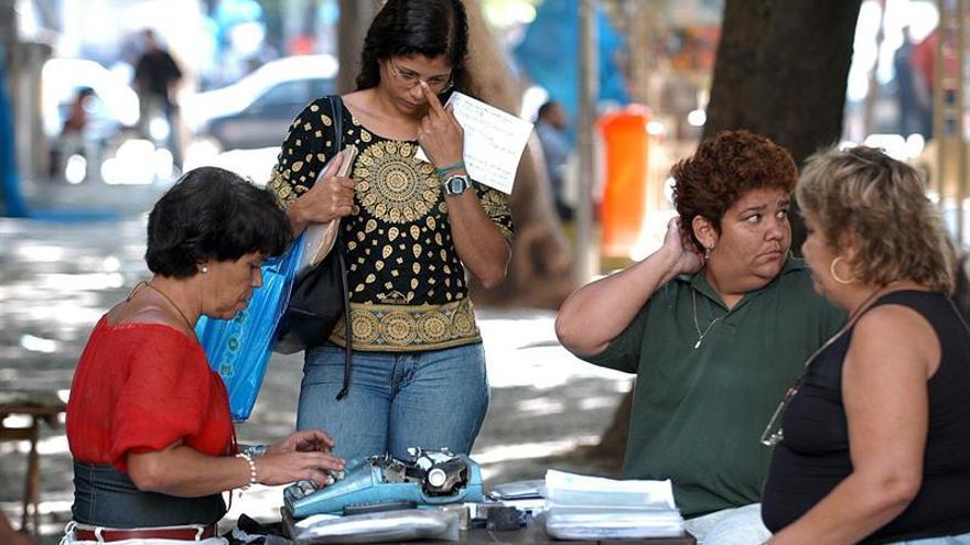 El desempleo en Brasil llega al récord del 11,2 por ciento en el trimestre febrero-abril