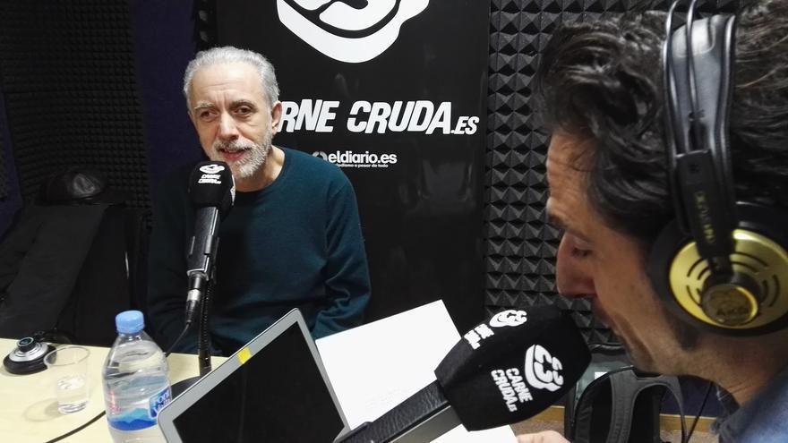 Fernando Trueba en Carne Cruda