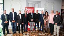 El alcalde de Salamanca no firma un manifiesto a favor del desarrollo de la ciudad