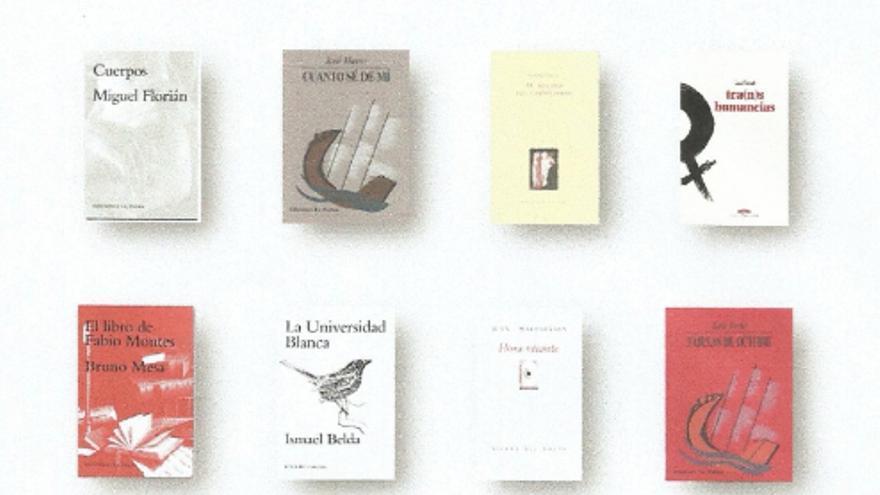 Publicaciones de ediciones La Palma.