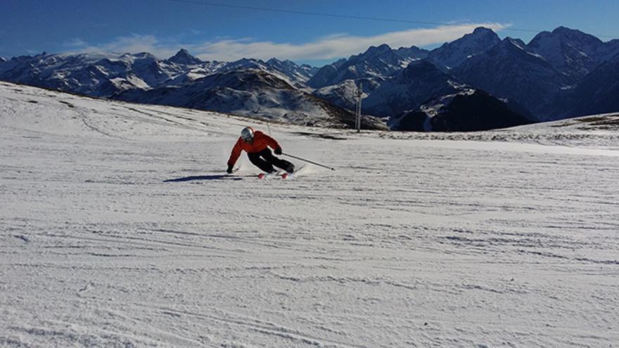 Esquí de montaña