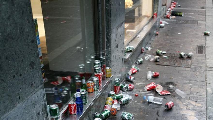 De la limpieza de residuos #8