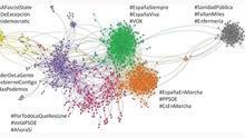 Análisis de las conversaciones que mantuvieron los bots detectados por la Universidad de Murcia