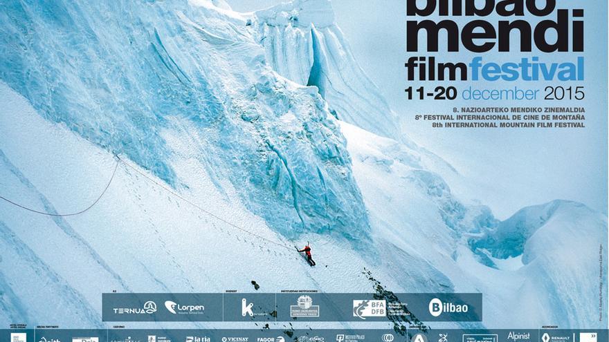 Cartel del Bilbao Mendi Film Festival 2015.