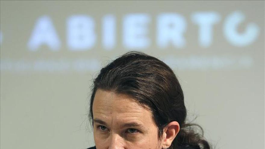 Iglesias se declara orgulloso de tener en sus listas a Bódalo pese a su condena