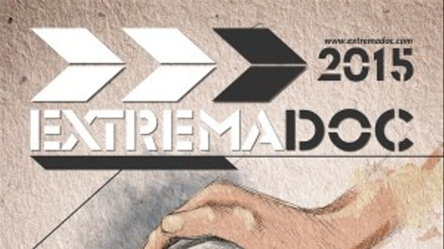 Cartel  de EXTREMA'doc 2015 / http://www.extremadoc.es/