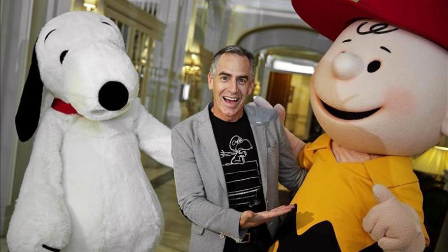 """Steve Martino, animador de Carlitos y Snoopy: """"Ante el fracaso, insiste"""""""