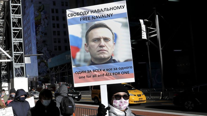 """EE.UU. condena """"enérgicamente"""" la respuesta del Gobierno ruso a las protestas"""