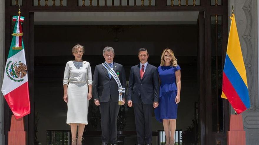 México y Colombia afianzan su relación con la firma de varios acuerdos