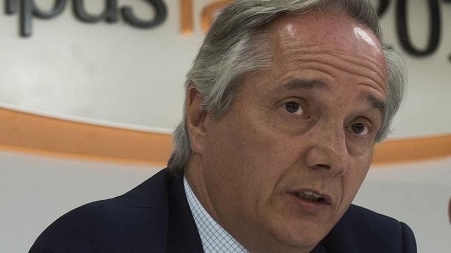 Pedro Gómez de la Serna, diputado y número dos de la lista por Segovia.