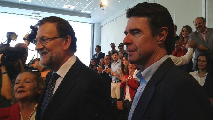Rajoy critica las aspiraciones de Rivera e Iglesias: En un cuarto de hora quieren ser presidente del Gobierno