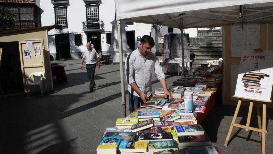 La capital ha organizado distintas actividades en el marco de la Feria del Libro.