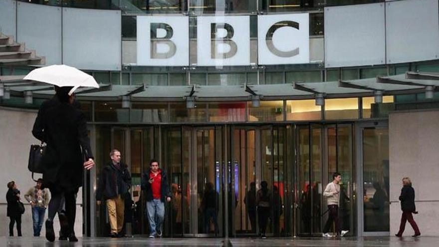 La BBC anuncia el despido de otros 300 empleados