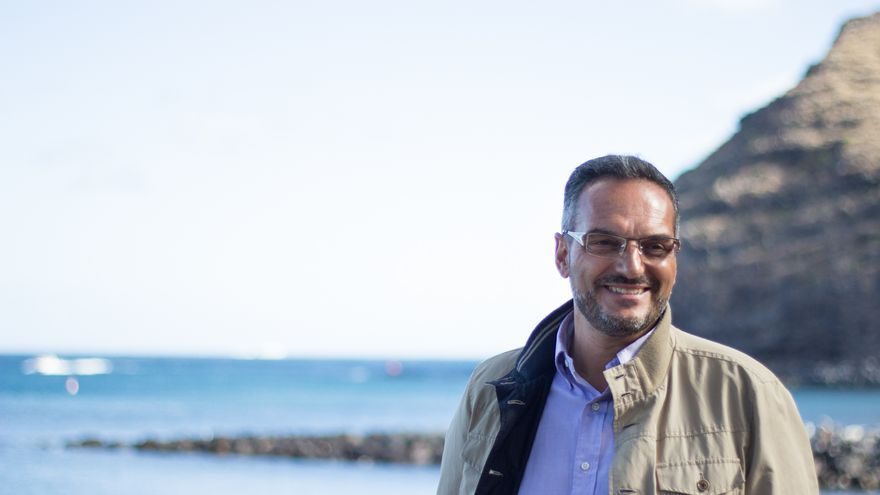 El consejero de Turismo, Fernando Méndez
