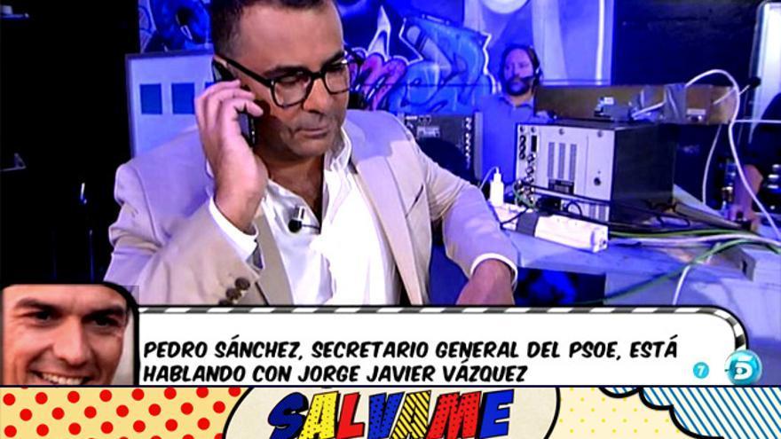 Los memes y el nuevo 'programa político' de Pedro Sánchez tras su llamada a 'Sálvame'