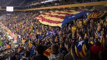 El Gobierno retuerce la ley del deporte para prohibir las esteladas en la final de la Copa del Rey