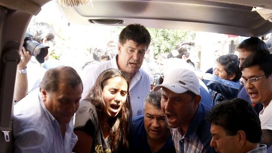 "Despiden como ""héroe"" a joven fallecido en jornada de disturbios en Paraguay"