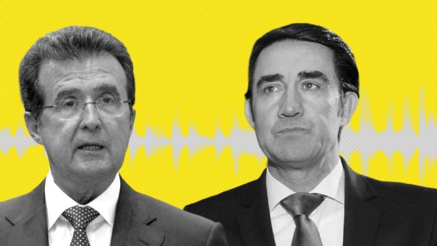 La llamada telefónica de un empresario con un Consejero de Castilla y León