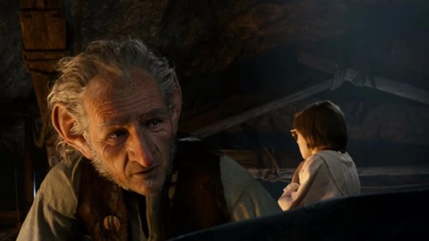 'Mi amigo el gigante', la adaptación de Spielberg