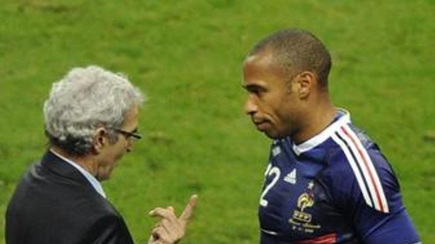 Irlanda 'tira la toalla' para repetir el partido con Francia