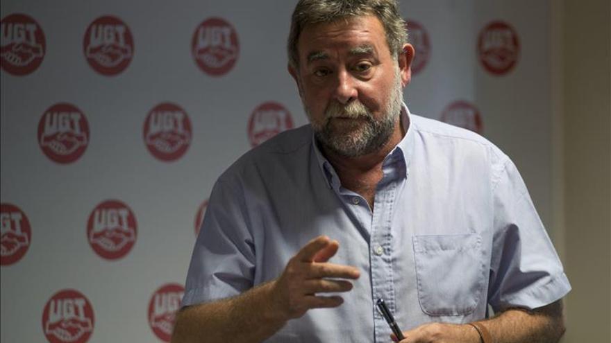 El exsecretario general de UGT-Andalucía, Francisco Fernández Sevilla, dimitió tras conocerse las facturas falsas.