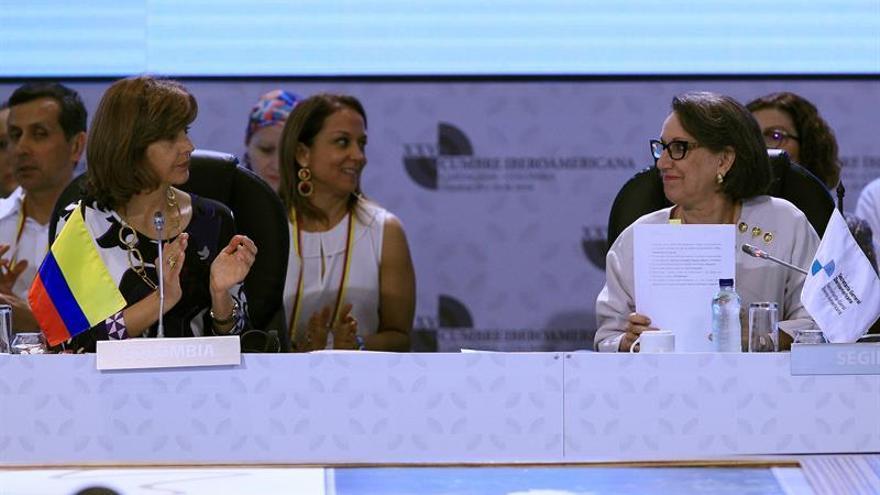 Iberoamérica instará a España y a Reino Unido a negociar por Gibraltar