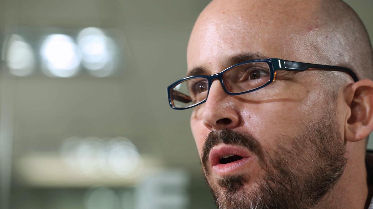 El secretario de Estado de Derechos Sociales y secretario de Economía de Unidas Podemos, Nacho Álvarez