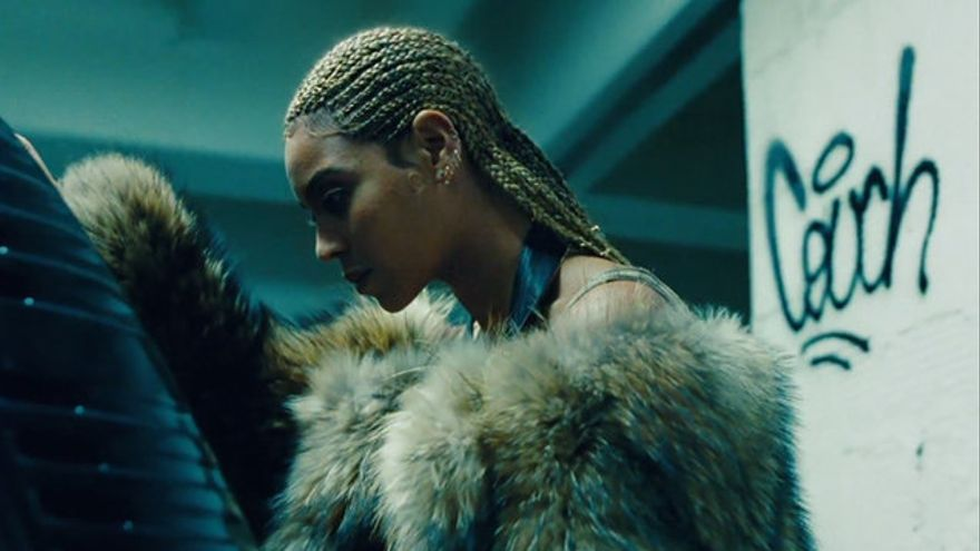 Beyonce en el disco visual de 'Lemonade'