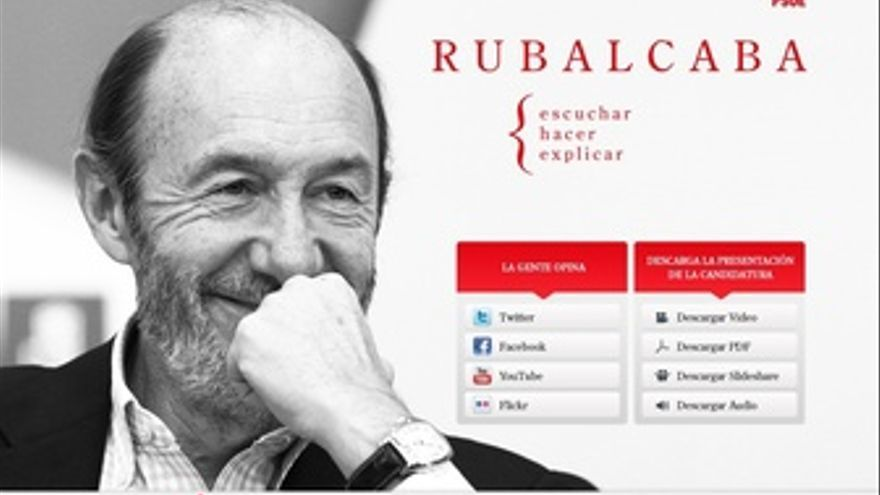 Cartel De Rubalcaba