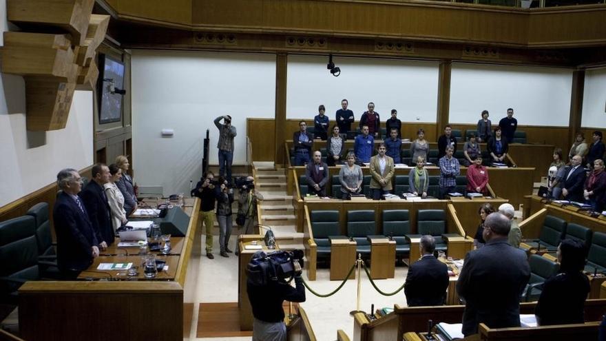 Parlamento vasco abre un espacio web para recibir aportaciones ciudadanas a la convivencia