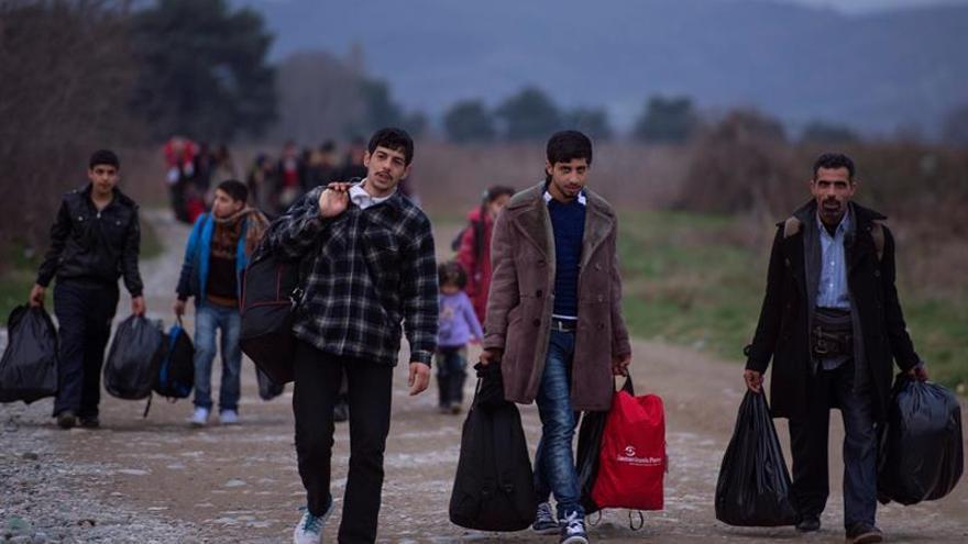 Bélgica restablece los controles con Francia para evitar el paso de inmigrantes