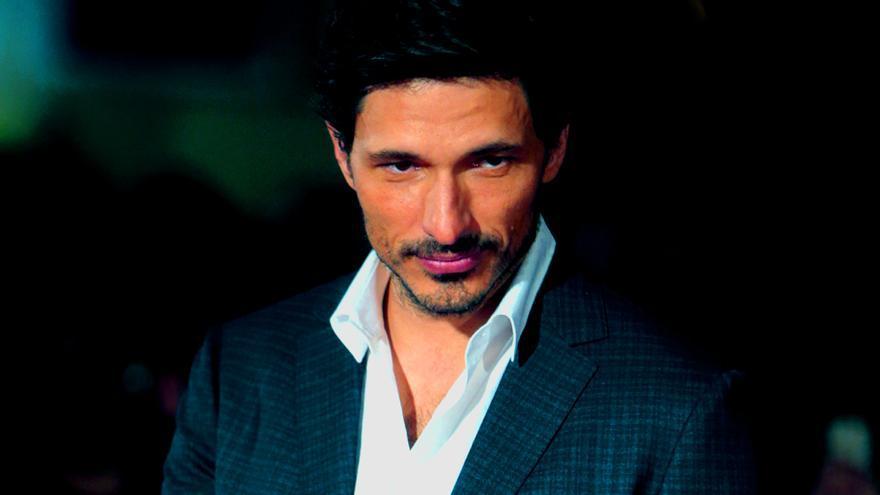 Andrés Velencoso en una imagen de archivo (GTRES)