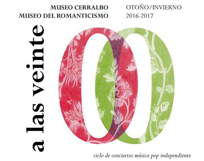 Lázaro, Papaya, SEF y Møna, gratis en A las Veinte Cero Cero, los conciertos pop del Cerralbo y Romanticismo