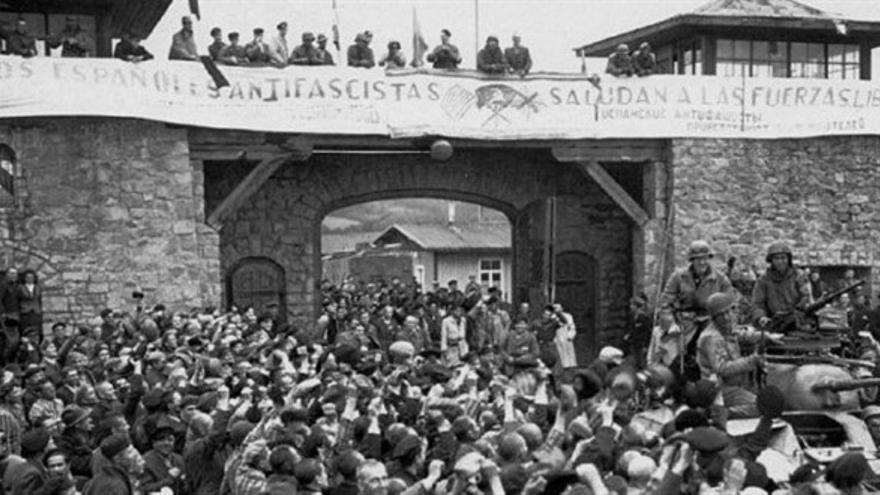 Prisioneros de Mauthausen